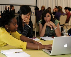 women excluded from venture capital firms